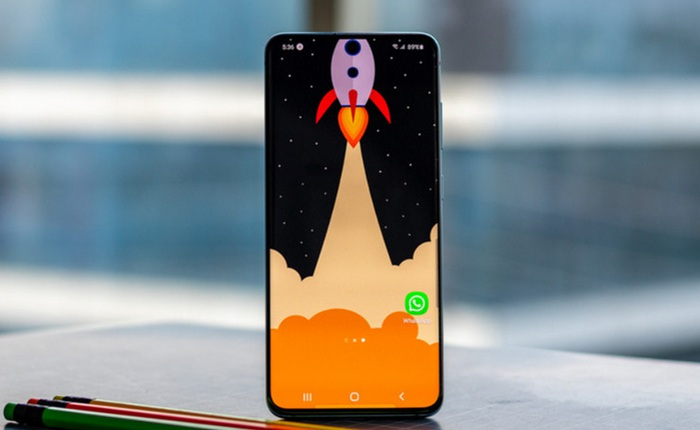 Samsung tung công cụ tùy biến, giúp người dùng có thể tự tạo hình nền động cho smartphone Galaxy