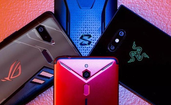 Vì sao các 'ông lớn' công nghệ không mặn mà với gaming phone?