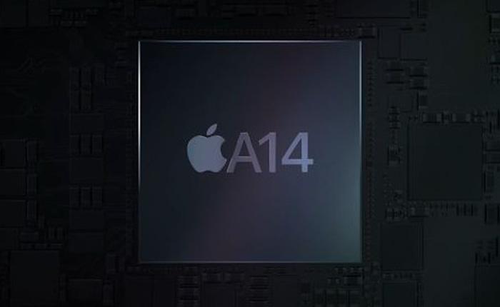 Apple công bố chip xử lý A14 5nm sẽ trang bị cho iPhone 12: Nâng cấp hiệu năng thất vọng, nhưng liệu có phải là chủ ý của Apple?