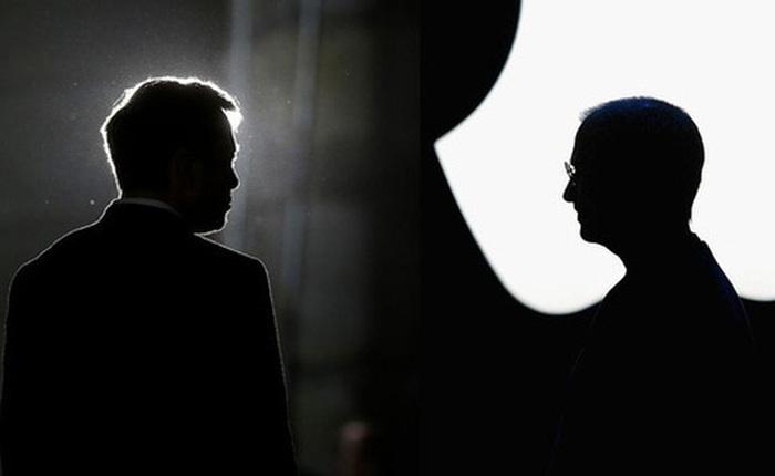 Tesla đang đi trên con đường của Apple và Elon Musk cuối cùng sẽ trở thành Steve Jobs
