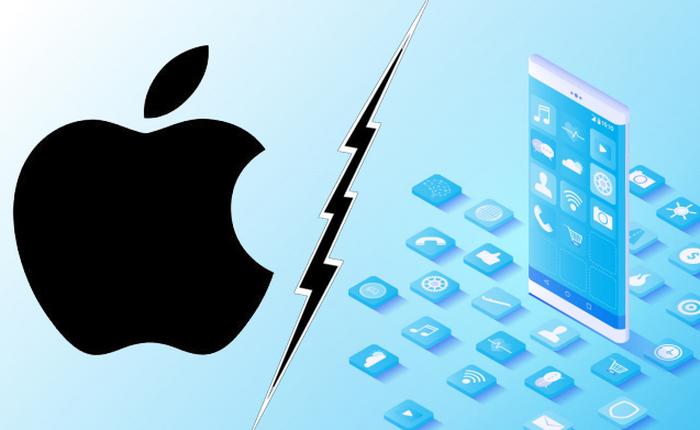 Epic, Spotify, Tile cùng nhiều nhà phát triển khác thành lập liên minh đối đầu Apple