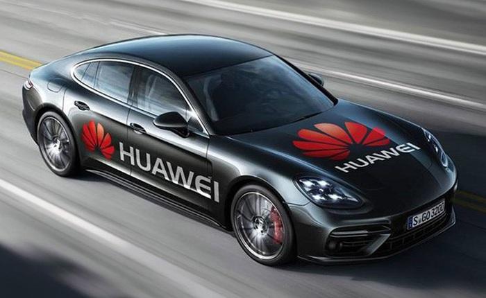 """Huawei âm thầm tiến vào ngành xe điện: """"Tesla làm được gì, chúng tôi làm được cái đó"""""""