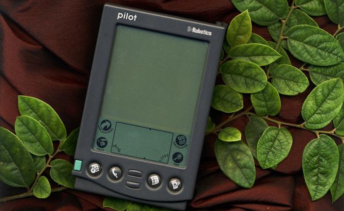 Palm: huyền thoại PDA sống mãi trong lòng người dùng