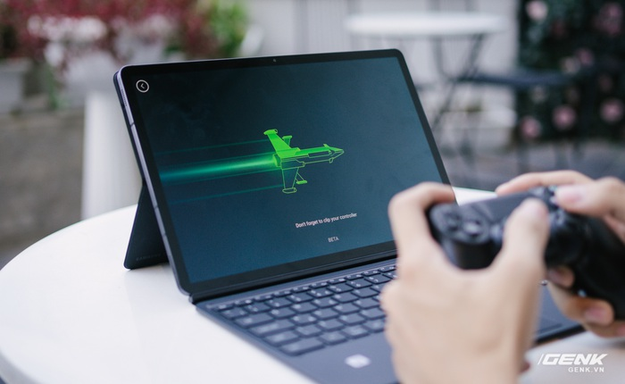 Trải nghiệm dịch vụ xCloud trên Galaxy Tab S7+: Chơi game Xbox ngay trên thiết bị Android
