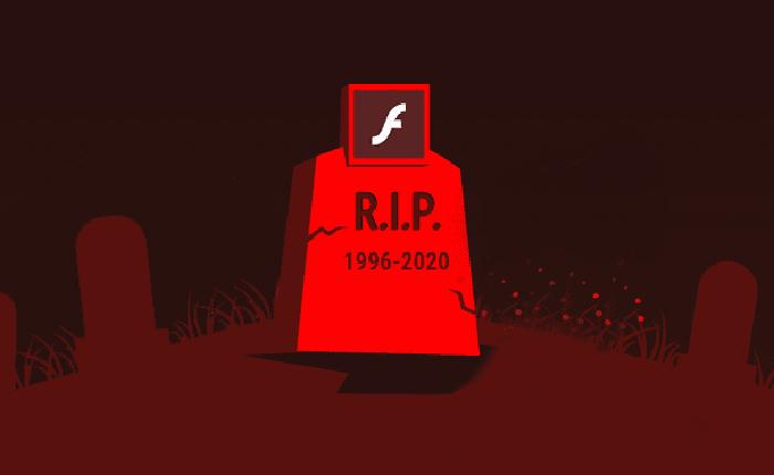 Flash đã kết thúc