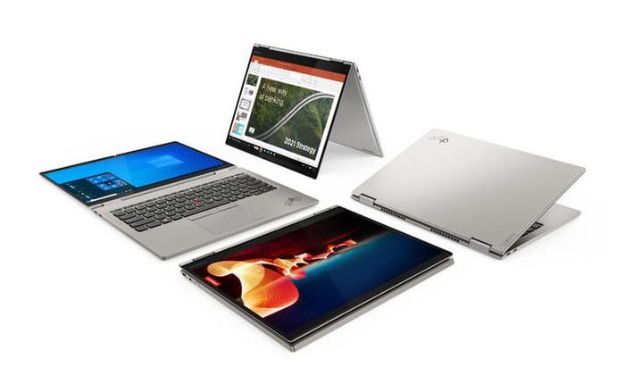 [CES 2021] Lenovo ra mắt chiếc ThinkPad mỏng nhất từ trước đến nay, giá 1.899 USD