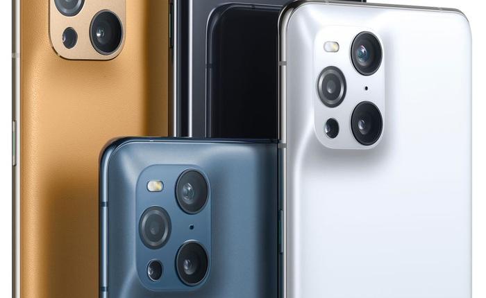 Đây là Oppo Find X3 Pro, không phải iPhone 12 Pro Max