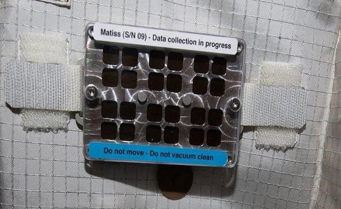 Trên trạm vũ trụ ISS, có một vị trí 'cấm kỵ' không một ai được phép dọn dẹp hoặc lau chùi