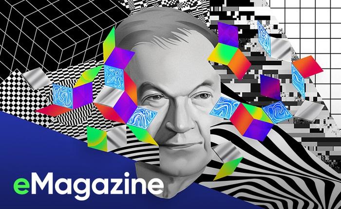 Roger Penrose - nhà khoa học vật lý lượng tử vĩ đại đang được ví như Hawking và Einstein