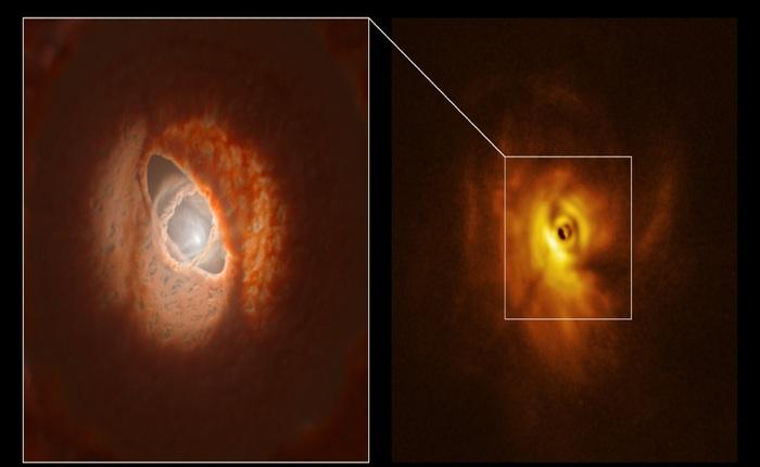 Các nhà khoa học có thể đã tìm ra hành tinh đầu tiên quay quanh tới 3 ngôi sao trung tâm
