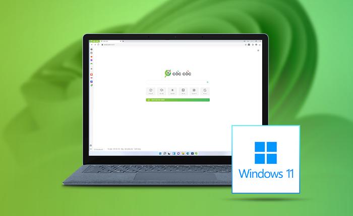 Thông số nội bộ cho thấy trình duyệt Cốc Cốc vẫn hoạt động ổn định trên Windows 11