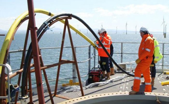 Tuyến cáp quang biển quốc tế AAG đã được sửa xong