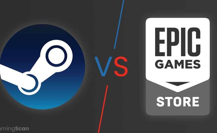 NFT gây chia rẽ thế giới game: Steam cấm cửa hoàn toàn, Epic Store lại dang tay chào đón
