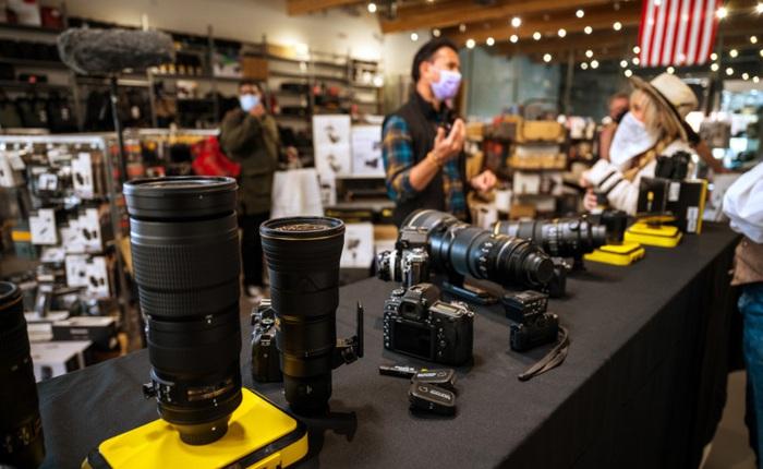 Thị trường máy ảnh rơi vào thế khó: Cung không đáp ứng được cầu