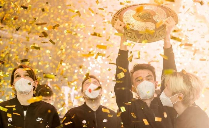 Team Spirit vô địch The International 2021, giải esports lớn nhất lịch sử với tổng giải thưởng lên tới 910 tỷ VNĐ