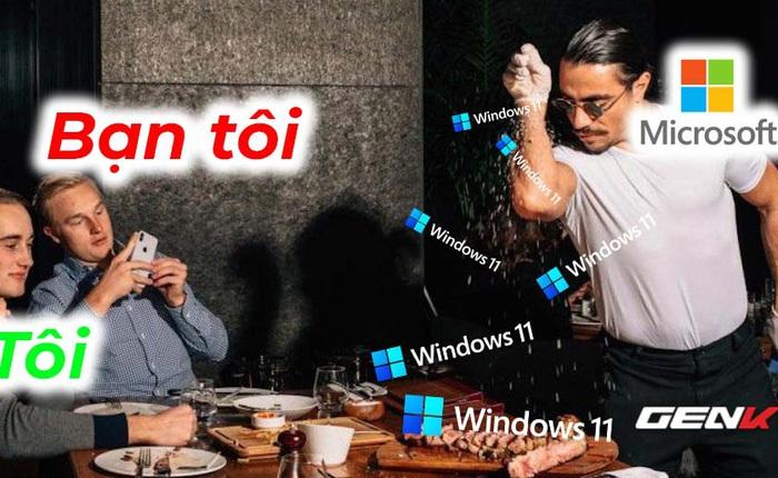 """""""Máy tính cũ"""" cứ yên chí mà lên Windows 11, tôi sẽ phân tích vì sao Microsoft sẽ còn hỗ trợ các bạn dài dài"""