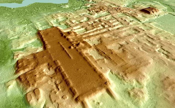 Bằng công nghệ lidar, nhóm nghiên cứu phát hiện gần 500 di tích khảo cổ tại Trung Mỹ, nhiều trong số đó khoa học chưa biết tới