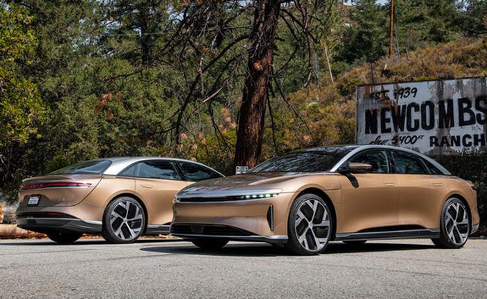 """Lạ hoắc với cả thế giới nhưng vì sao mẫu xe điện này được báo Mỹ gọi là """"kẻ lật đổ Tesla""""?"""