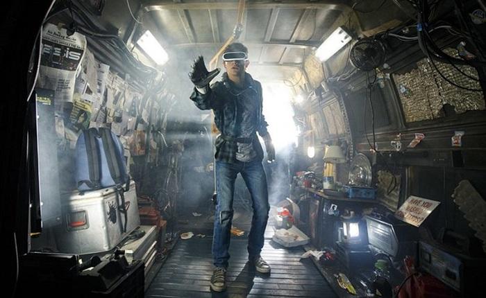 VR đã phát triển đến mức độ nào: Chạy bộ để điều khiển nhân vật game, thực tế ảo của Ready Player One là đây chứ đâu!