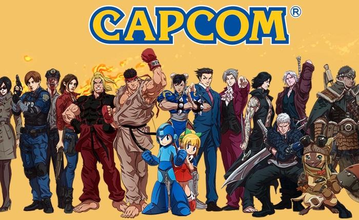 """Capcom khẳng định muốn biến nền tảng PC thành """"sân chơi"""" chính của mình"""