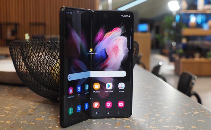 Galaxy Z Fold3 khiến Xiaomi phải suy nghĩ lại về kế hoạch smartphone màn hình gập của mình