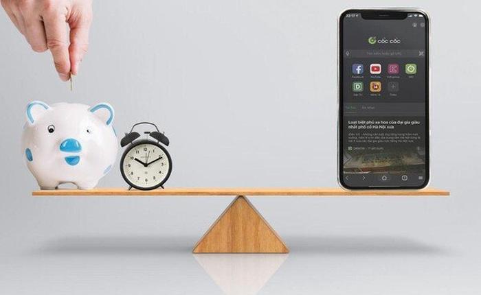 Cài đặt miễn phí, tiết kiệm dài lâu với trình duyệt Cốc Cốc Mobile