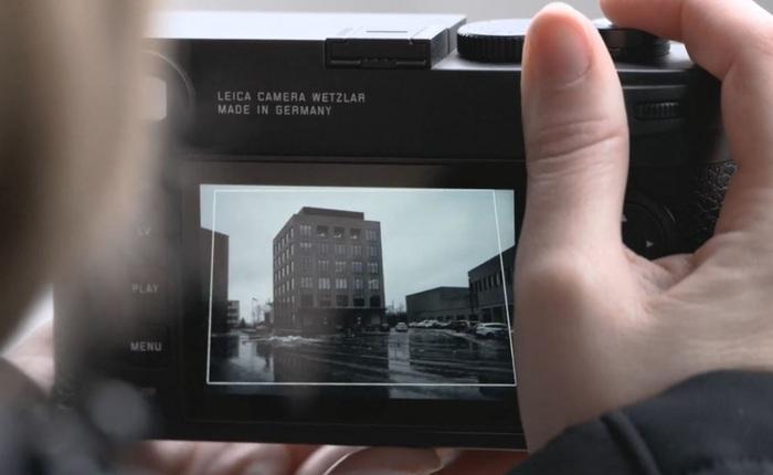 Leica thêm tính năng chỉnh góc nhìn ngay trên máy dành cho bộ 3 camera Leica M