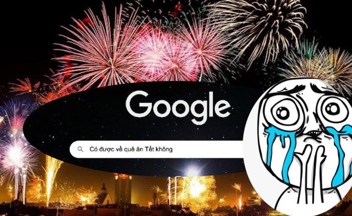 Bất ngờ với những từ khoá mà người Việt tìm kiếm trên Google dịp cận Tết Nguyên đán