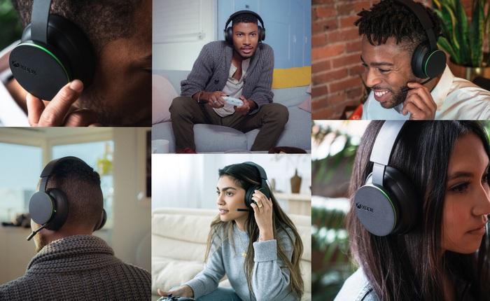 Microsoft ra mắt tai nghe over-ear không dây Xbox Wireless Headset, giá chỉ 99 USD