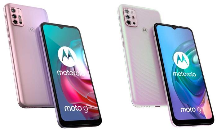 Motorola ra mắt hai smartphone giá rẻ mới: Kháng nước IP52, 4 camera sau, giá từ 4.2 triệu đồng