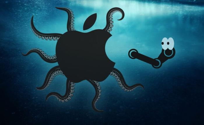 Valve bị Apple lôi vào cuộc chiến với Epic Games