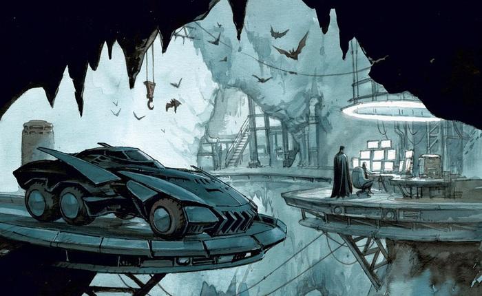 10 người đầu tiên được đặt chân vào Batcave, trụ sở siêu bí mật của Batman