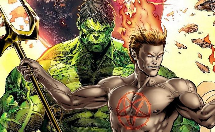 Thầy trừ tà của Marvel có những đặc điểm giống với Hulk một cách đáng kinh ngạc