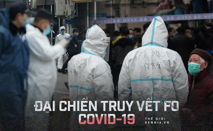 Khó hơn phá án mạng: Cuộc đại chiến truy vết F0 của Covid-19 giữa lòng Thượng Hải, với những con người chẳng được ai ghi nhận