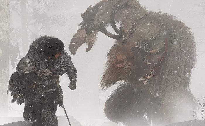 """Crimson Desert: tựa game Hàn Quốc có tiềm năng trở thành một """"Witcher 3"""" của Châu Á!"""