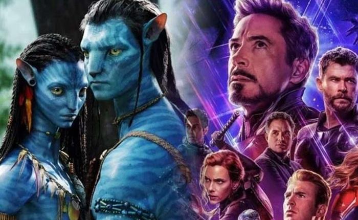 Avatar tái công chiếu, chính thức đòi lại ngôi vương từ tay Avengers: Endgame