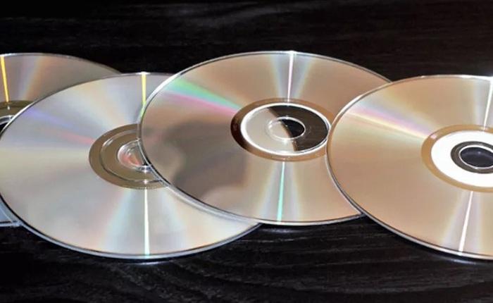 Các nhà khoa học đang phát triển một chiếc đĩa quang dung lượng lên tới 700TB
