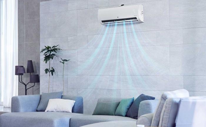 LG ra mắt điều hòa lọc khí cao cấp LG DUALCOOL 2021, loại bỏ đến 99% vi khuẩn và bụi mịn