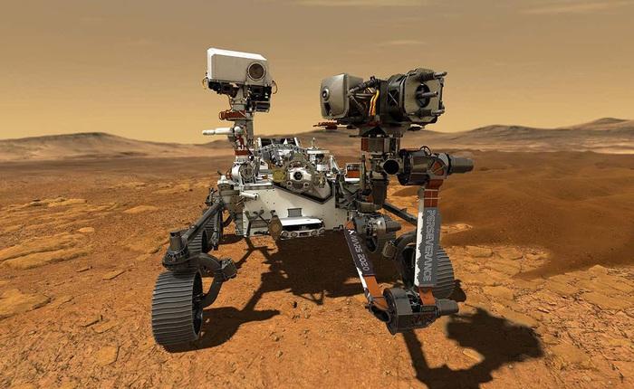 Robot thăm dò Sao Hỏa của NASA vẫn dùng CPU trên Apple iMac ra mắt từ năm 1998