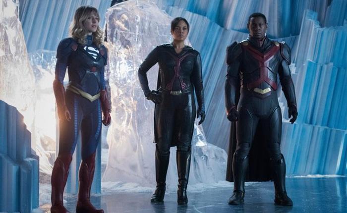 Những hình ảnh đầu tiên về Supergirl mùa 6