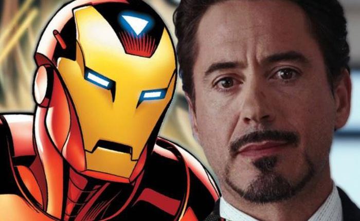 """Marvel Comics """"troll"""" Robert Downey Jr. không đủ đẹp trai để vào vai Iron Man, 10 năm sau RDJ mới thèm trả lời"""