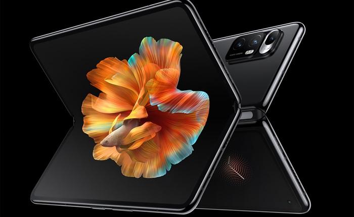 Xiaomi ra mắt smartphone màn hình gập Mi MIX Fold: Thiết kế giống Z Fold2, công nghệ ống kính dạng lỏng, giá từ 35 triệu đồng