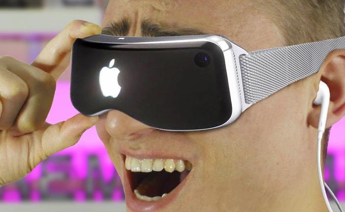 Danh sách hàng xa xỉ của Apple sắp thêm cái tên mới: Kính VR giá 1.000 USD, ra mắt vào năm 2022