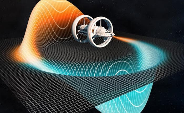 Công bố mới: khoa học đã có thể chế tạo động cơ warp, mang khả năng bẻ cong không gian để du hành vũ trụ