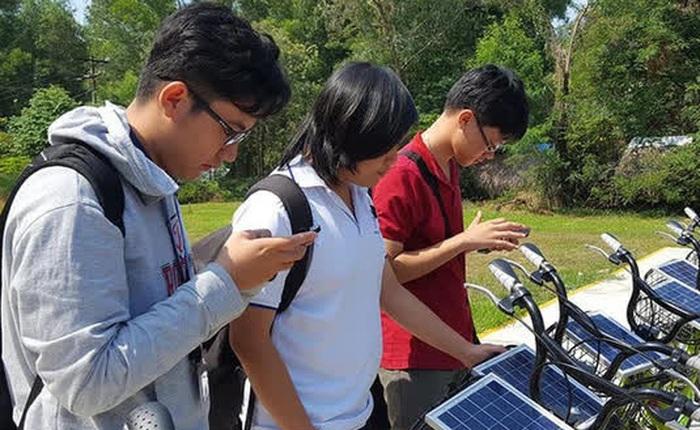 Thí điểm cho thuê xe đạp công cộng ở TPHCM: Mở khóa bằng QR Code, định vị GPS, thanh toán qua ví điện tử, giá chỉ 5.000 đồng/30 phút