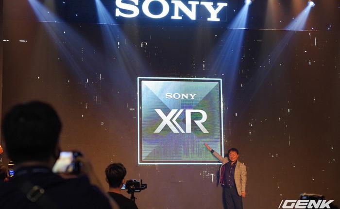 Sony trình làng thế hệ TV BRAVIA XR được mệnh danh TV trí tuệ nhận thức đầu tiên trên thế giới