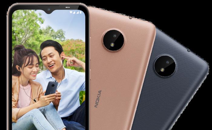 Nokia C20 ra mắt tại VN: Smartphone Nokia có pin 3000mAh tháo rời, giá 2.29 triệu đồng