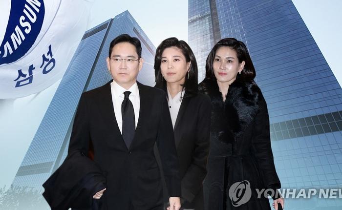 'Thái tử' Samsung đóng thuế thừa kế kỷ lục