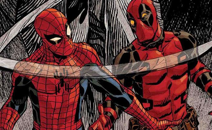 """Spider-Man và Deadpool từng """"cà khịa"""" Batman v Superman, chê bom tấn của DCEU quá vô lý"""