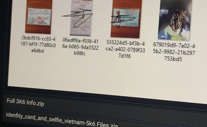 Chứng minh thư, ảnh selfie của hàng nghìn người Việt bị rao bán, thủ phạm chính là Pi Network?